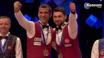 Teaser – Carom Billiards European Championships 2019