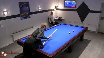 Elitedivision 3 Bande 15 okt 2017 Ivan Hansen Bk2004 vs Benny Staalbo Vejle