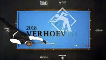 Best Of Shots 3-Cushion Verhoeven 2018