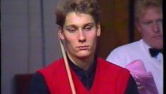 Søgaard Cuppen 1987  Finalen mellem Torbjörn Blomdahl – Simon Møller