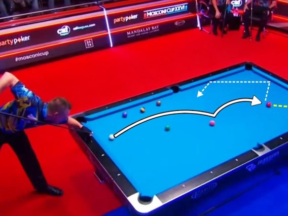 TOP 15 BEST SHOTS ! Mosconi Cup 2019 (9 ball Pool)